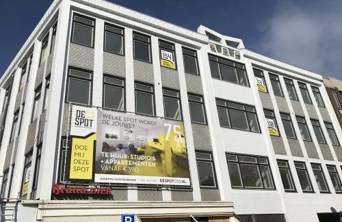 De Spot Leeuwarden: 75 woningen voorzien van energielabel