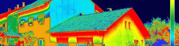 Energiekosten besparen door een Warmtebeeldopname te maken