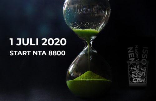 De nieuwe NTA 8800 energieprestatienorm start in 2020