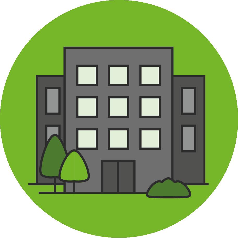 Energiebesparing voor bedrijfspanden en kantoorpanden