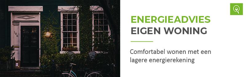 Energieadvies woning: comfortabel wonen met een lagere energierekening