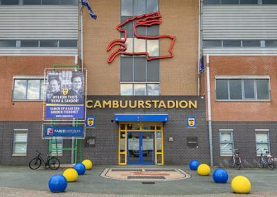 Cambuurstadion in Leeuwarden