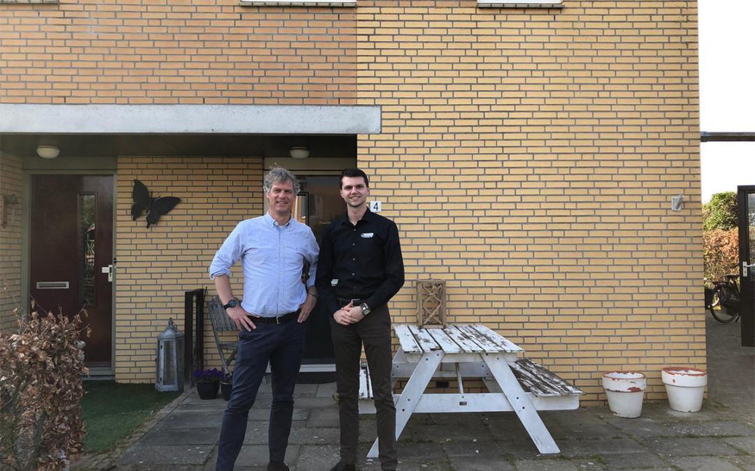 Op bezoek in Lemmer voor een basis energieadviesgesprek