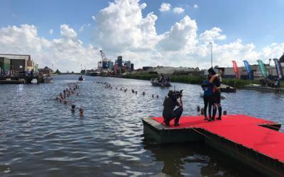 11stedenzwemtocht: Het succes van Maarten van der Weijden