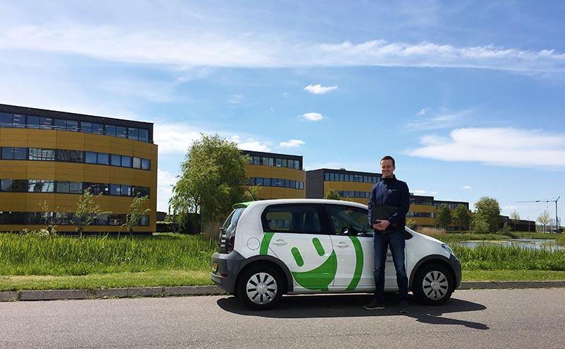 Energie Inspectie: adviseur Evert Swart