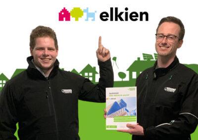 Elkien: energie-audit voor een woningcorporatie