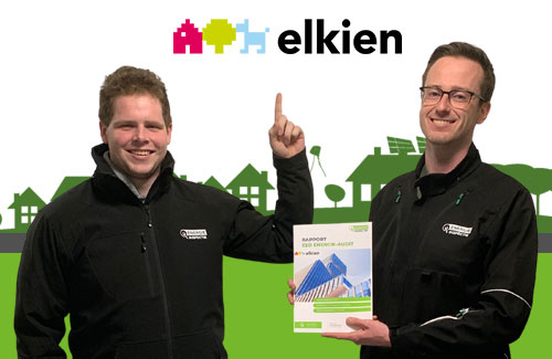 Interview met business controller Andrew over de EED audit voor Elkien